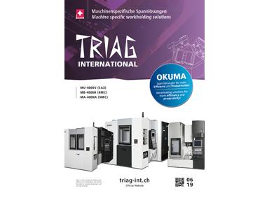 Machines sets - Triag International